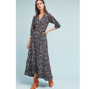 Anthropologie Toulon dress by Flannel